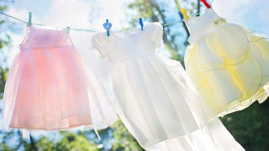 洗濯物干しから観えるストーリーの美学
